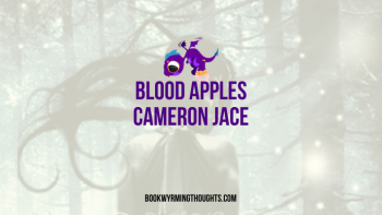 Review: Blood Apples by Cameron Jace