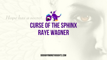 Blog Tour: Curse of the Sphinx – Review