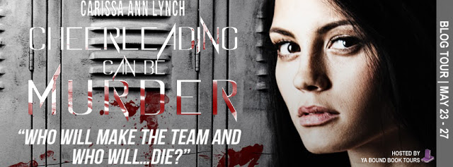 Blog Tour: Cheerleading Can Be Murder by Carissa Ann Lynch - Review