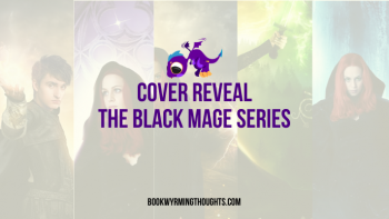 The Black Mage series by Rachel E. Carter Cover Reveals