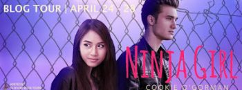 Ninja Girl by Cookie O'Gorman | Blog Tour Review + Giveaway