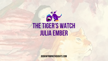 Blog Tour: The Tiger's Watch – Review