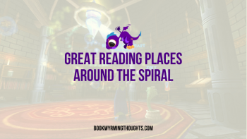 Great Reading Places Around the Spiral