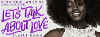 Blog Tour: Let's Talk About Love by Claire Kann   Review