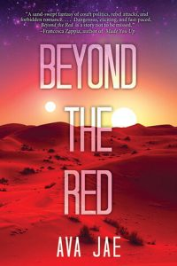 Beyond the Red by Ava Jae | ARC Review