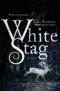White Stag by Kara Barbieri | Essentially a very special human bean