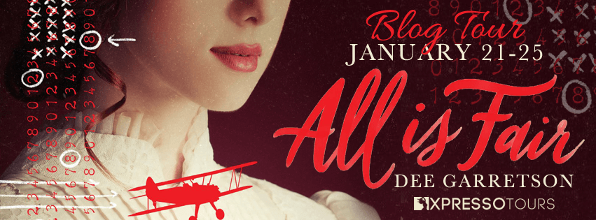 All Is Fair by Dee Garretson | Predictable, but a little fun