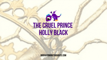 The Cruel Prince by Holly Black | Hello, Sophia is a black sheep again