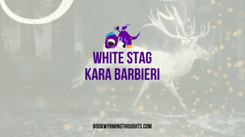 White Stag by Kara Barbieri | Essentially a very special human bean