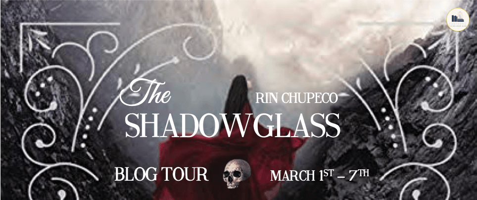 The Shadow Glass by Rin Chupeco | I'm still not ready for the end, okay?