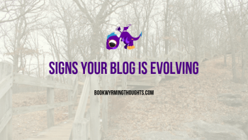 Signs Your Blog is Evolving