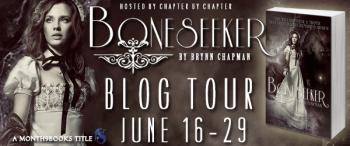 Blog Tour: Boneseeker by Brynn Chapman – ARC Review + Giveaway
