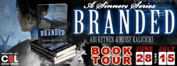Blog Tour: Branded by Abi Ketner & Missy Kalicicki – Review