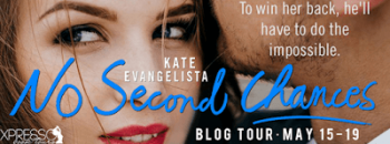 Blog Tour: No Second Chances – Excerpt and Giveaway