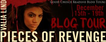 Blog Tour: Pieces of Revenge – Guest Post + Giveaway