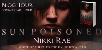 Blog Tour: Sun Poisoned – Guest Post + Giveaway