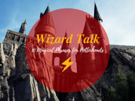Wizard Talk: Ten Phases for Potterheads