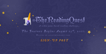 #TheReadingQuest, Where Gaming Meets Reading: Sophia's and Anelise's TBR