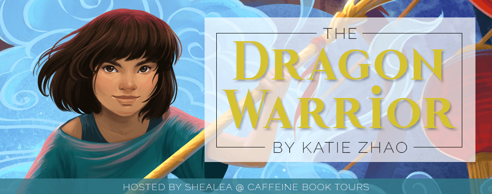 The Dragon Warrior by Katie Zhao | ft. Me, Struggling with Photos