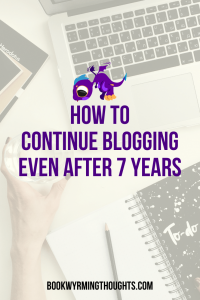 how to continue blogging