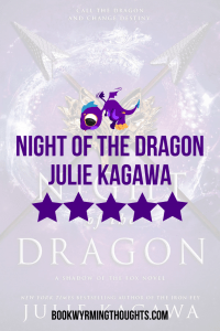night of the dragon review pin