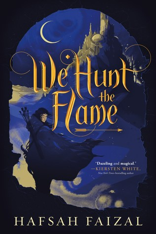 Mini-Reviews: We Hunt the Flame, If I Never Met You, Descendant of the Crane