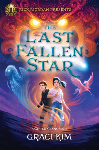 The Last Fallen Star by Graci Kim