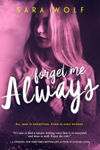 ARC Review: Forget Me Always by Sara Wolf (To the Dark Humor We Go)