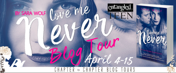 Blog Tour: Love Me Never by Sara Wolf - ARC Review