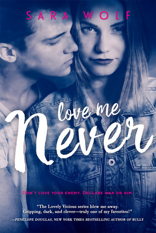 Blog Tour: Love Me Never by Sara Wolf – ARC Review